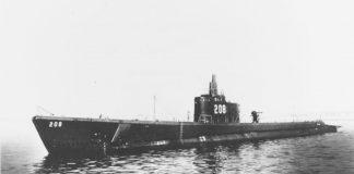 Submarino de Estados Unidos desaparecido por 75 años por error