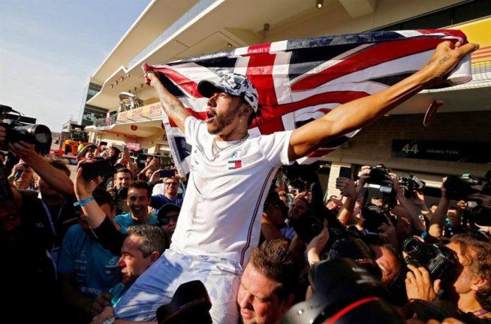 Lewis Hamilton hexacampeón - noticias24 Carabobo