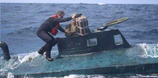 Interceptan en España narcosubmarino con 3.000 kilos de cocaína