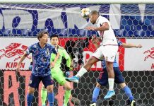 Venezuela goleó a Japón - noticias24 Carabobo