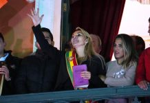 Jeanine Áñez presidenta de Bolivia - noticias24 Carabobo