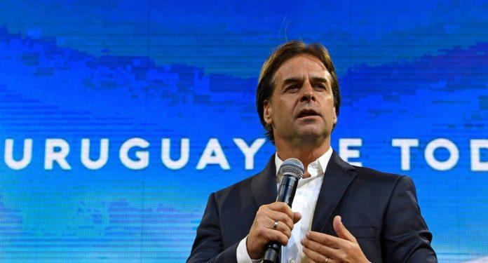 Nuevo Presidente de Uruguay Luis Lacalle