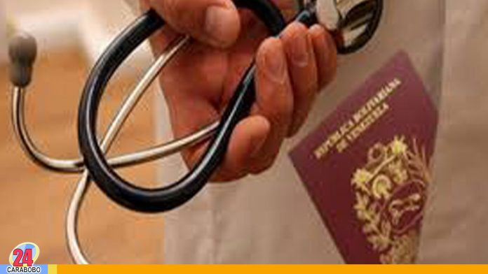 médicos venezolanos - médicos venezolanos