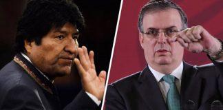 asilo a Evo Morales