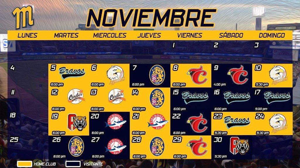 Calendario naviero - noticias24 Carabobo