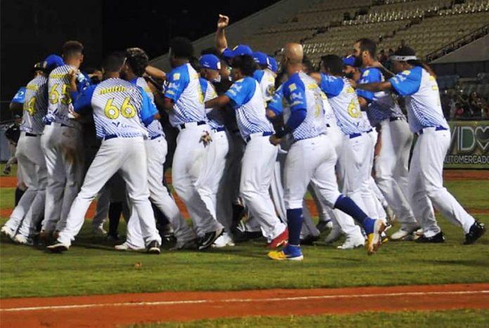Magallanes debutó con triunfo - noticias24 Carabobo
