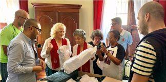 Virgen del Socorro estrenará nuevo manto - noticias24 Carabobo