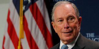 Michael Bloomberg anunció su candidatura a Presidencia de EE.UU.