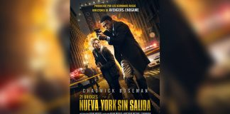 Nueva York Sin Salida el nuevo Film de los hermanos Russo