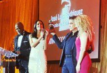 El Puma recibió su Grammy
