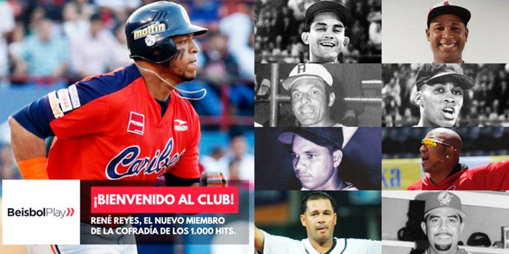 René Reyes llegó a 1.000 hits - noticias24 Carabobo