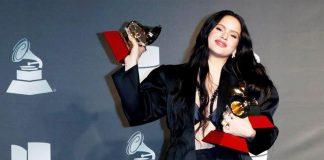 Rosalía arrasó en los Latin Grammy - noticias24 Carabobo