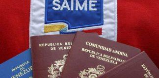 trámites de pasaportes y prórrogas en petros