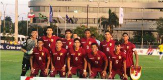 Sub-15 sumó por primera vez - noticias24 Carabobo