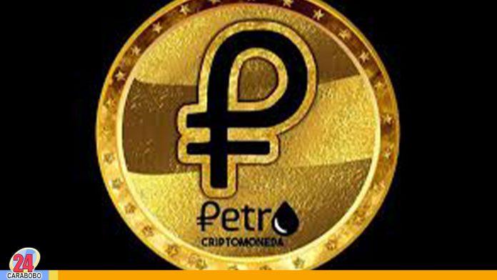 Tarjeta del Petro - Tarjeta del Petro
