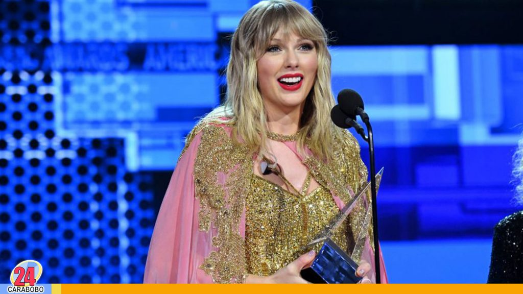 Taylor Swift y Billie Eilish arrasaron en los American Music Awards