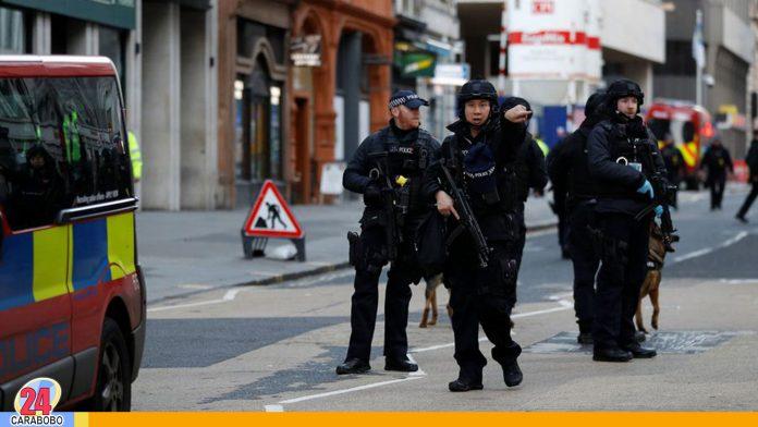 Tiroteo en Puente de Londres dejó varios heridos