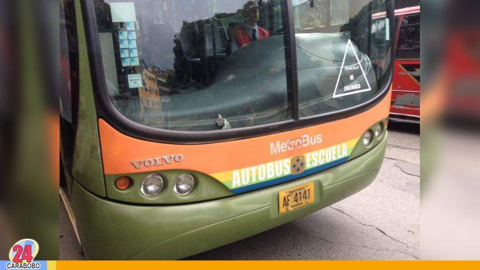 MetroBus de Caracas - MetroBus de Caracas