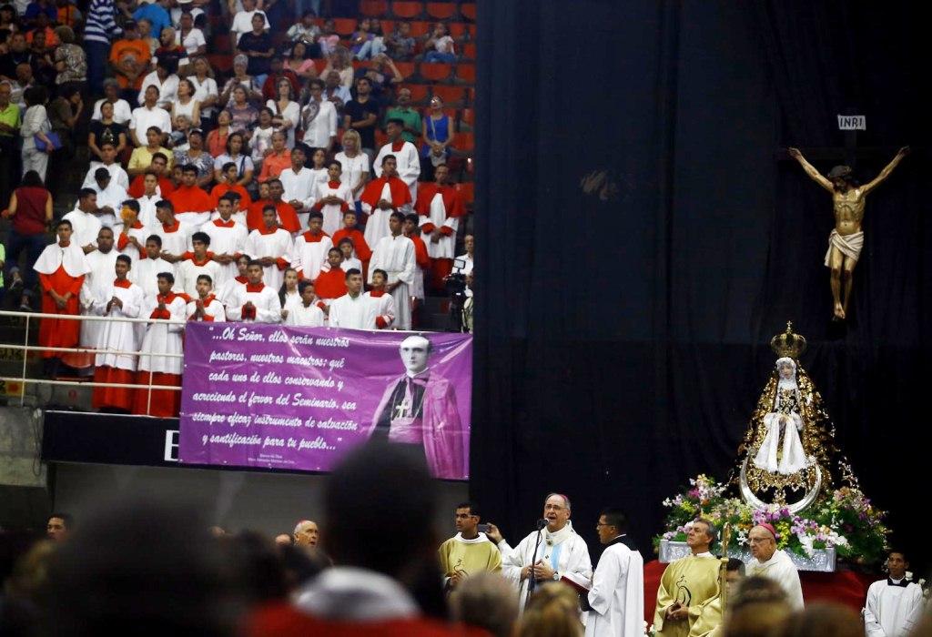 Virgen del Socorro venerada  - noticias24 Carabobo