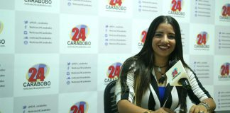 "Carla Carrasco presenta su primer tema promocional ""Ven Ven"""