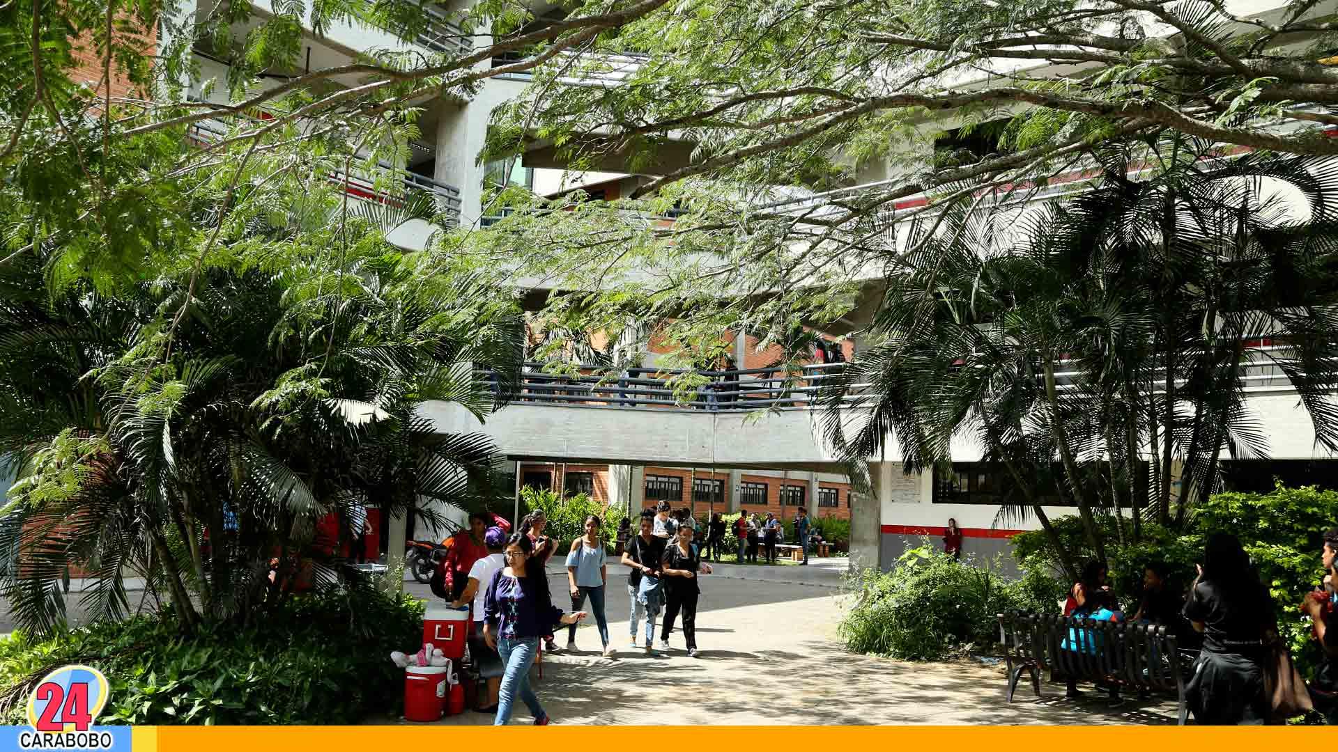 Universidad de Carabobo cumple 127 años - Universidad de Carabobo cumple 127 años