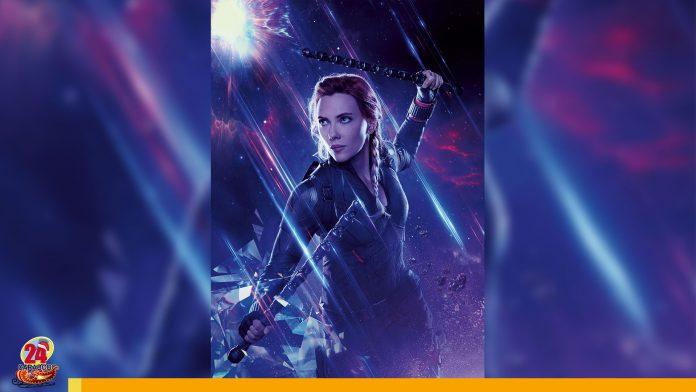 Tráiler de Black Widow ya se encuentra disponible
