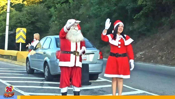 Un Santa en la Cota Mil - Un Santa en la Cota Mil