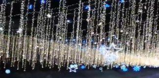 luces en el Río Guaie - luces en el Río Guaire