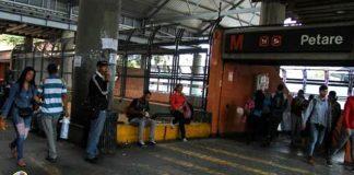 Asesinada en la estación Petare - Asesinada en la estación Petare