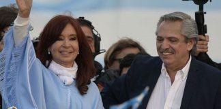 Alberto Fernández se juramenta como presidente de Argentina