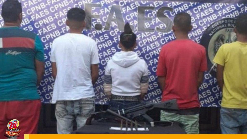 Asesinan a dos secuestradores en Parque Valencia