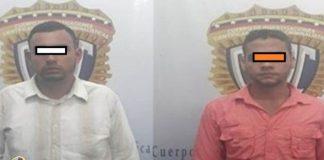 Falsos funcionarios del CICPC - Falsos funcionarios del CICPC