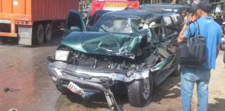 Colisión múltiple en Guárico dejó tres muertos y tres lesionados