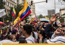 protestas en Colombia - protestas en Colombia