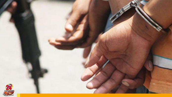 Detenidos delincuentes de la banda