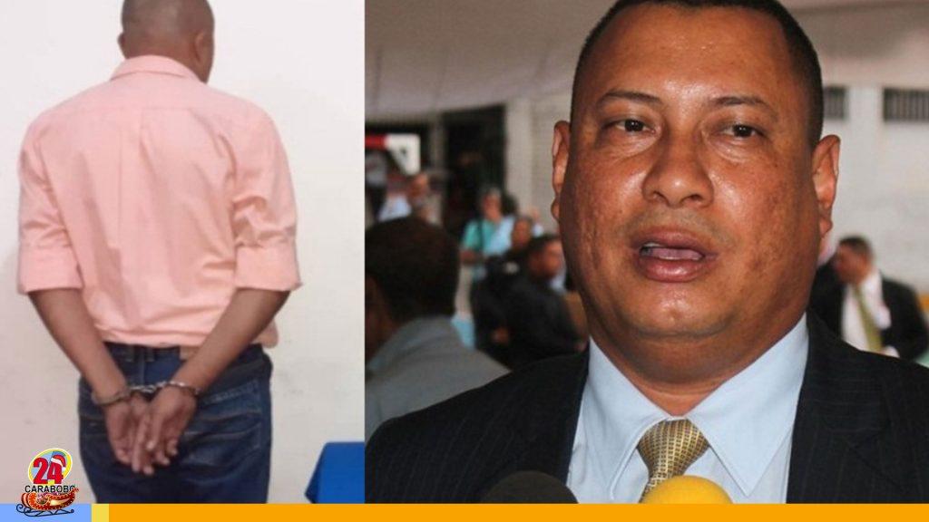 Policarabobo detiene a falso director del Centro Penitenciario Libertador