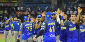 Magallanes de camino a la clasificación tras vencer a Leones