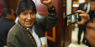 Evo Morales en Argentina- Evo Morales en Argentina