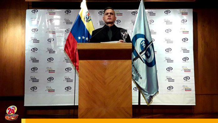 Tarek William Saab anunció nuevas acciones contra el tráfico de drogas