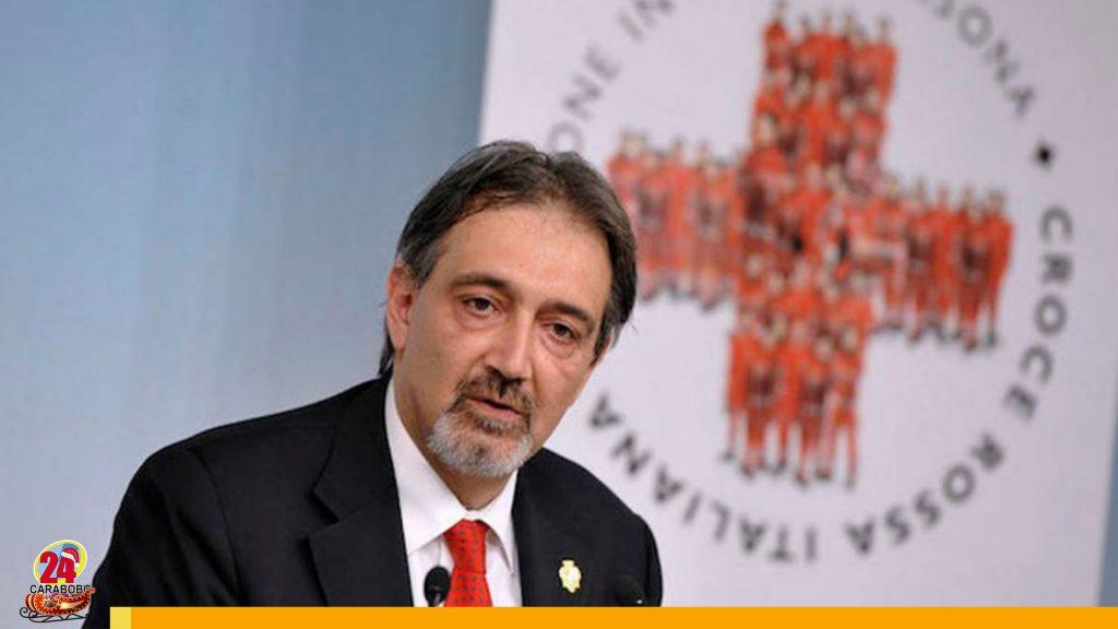 Declaración de la Cruz Roja: Fondo son usados de forma política