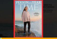 """Greta Thunberg en Time: Nombrada como la """"Persona del Año"""""""