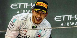Hamilton cerró con broche de oro - noticias24 Carabobo