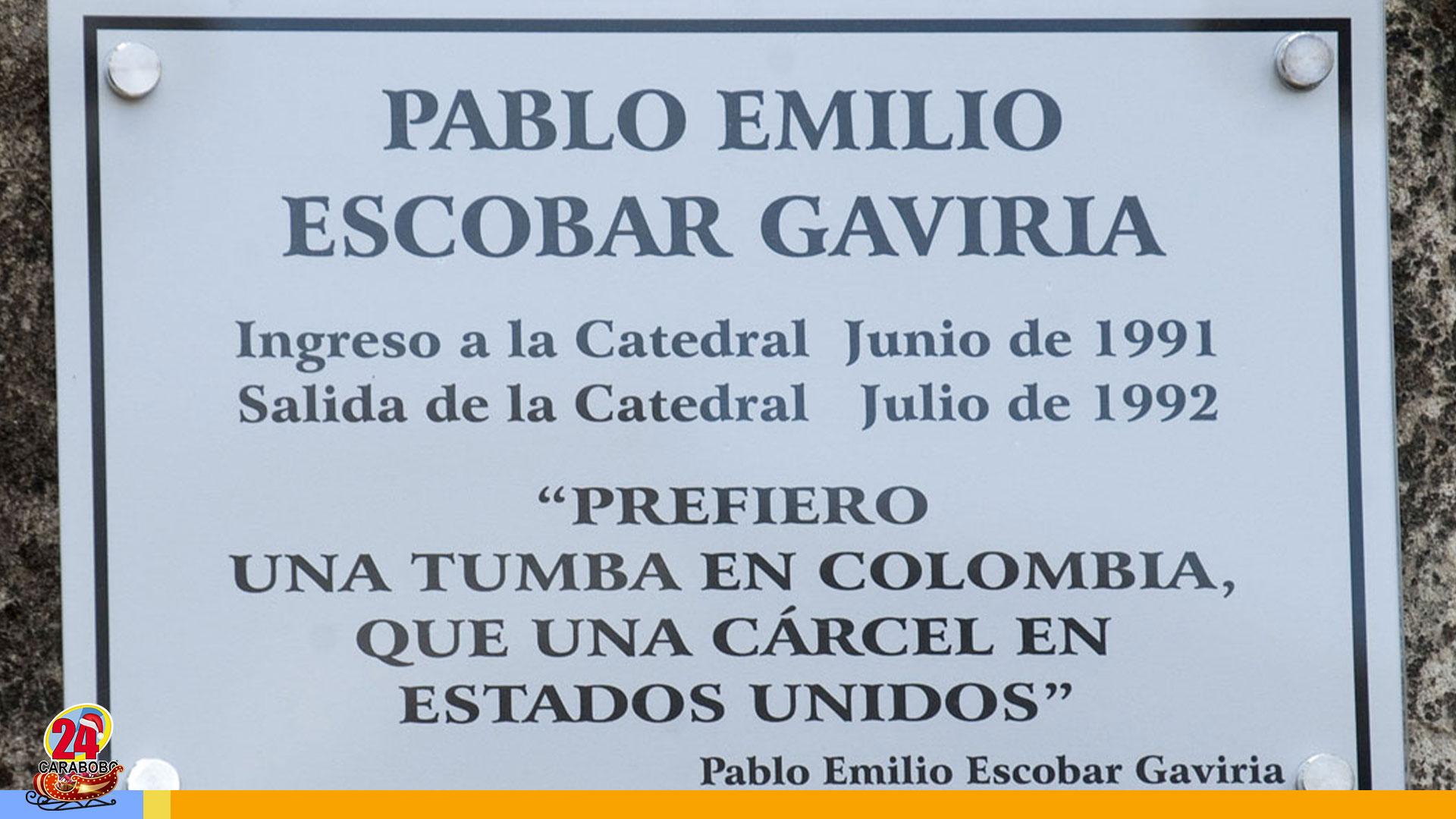 Pablo Escobar en La Catedral - Pablo Escobar en La Catedral