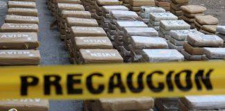 Drogas en Panamá: Incautan más de mil paquetes y detienen a extrajeros