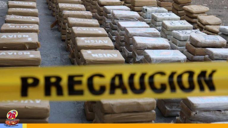 Incautan más de mil paquetes de droga en Panamá y detienen a extranjeros