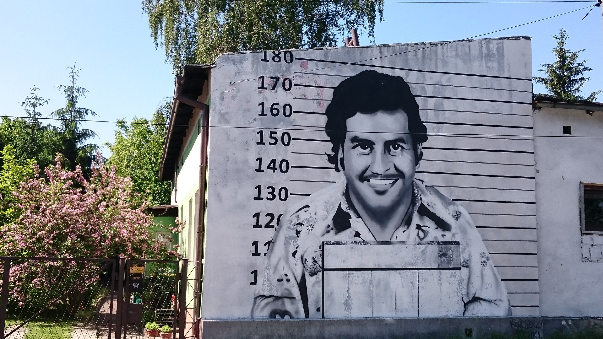 La Navidad de Pablo Escobar - La Navidad de Pablo Escobar