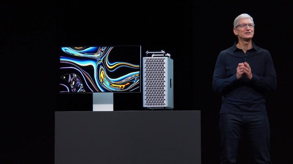 Mac Pro de Apple y monitor Display XDR, nueva apuesta de la empresa
