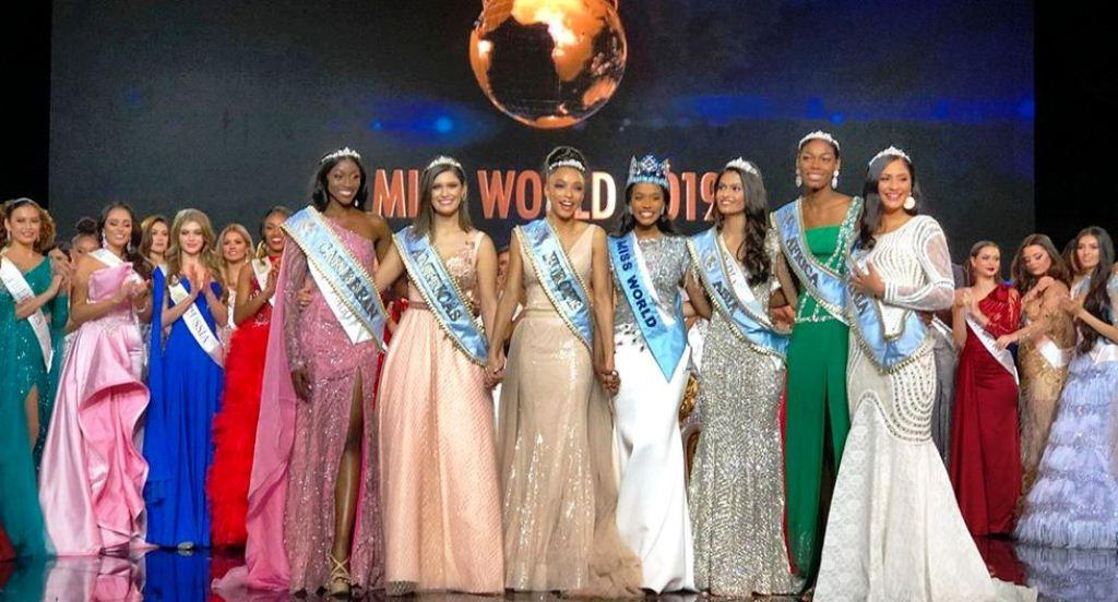 Jamaica ganó Miss Mundo - noticias24 Carabobo