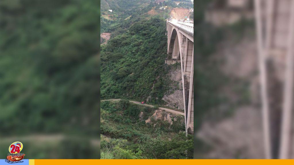 Mueren tres GNB en Caracas-La Guaira