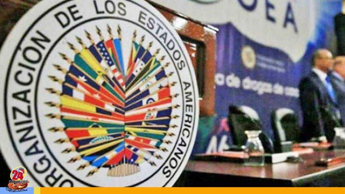 Informe de la OEA en Bolivia: